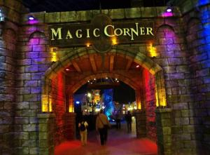 Magic Corner Zone