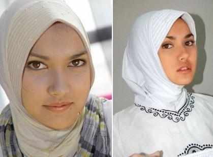 Bagaimana Bila Miyabi Ke Indonesia Memakai Jilbab?