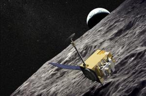 NASA menyerang bulan