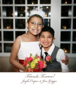 Pernikahan Jayla dan jose